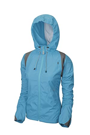 Sierra diseños de la Mujer Kenosha Sudadera con Cremallera y Capucha para Hombre, Mujer, Blue Star: Amazon.es: Deportes y aire libre