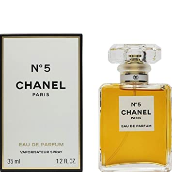 5af7d465f33 Chanel No. 5 Eau de Parfum Spray 35 ml  Amazon.de  Beauty