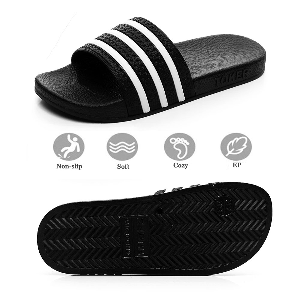 2ab3926ff422 YIXIAN Men s Women s Shower and Pool Sandal - Slide On  Amazon.ca  Shoes    Handbags