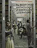 img - for Bedford Anthology of American Literature, 2e V2 & Daisy Miller by Susan Belasco (2013-07-12) book / textbook / text book
