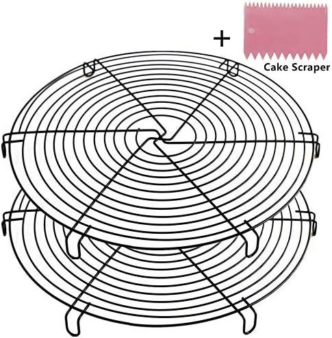 2-Piece Cuisinart CGR-822 Circular Wire Rack 12
