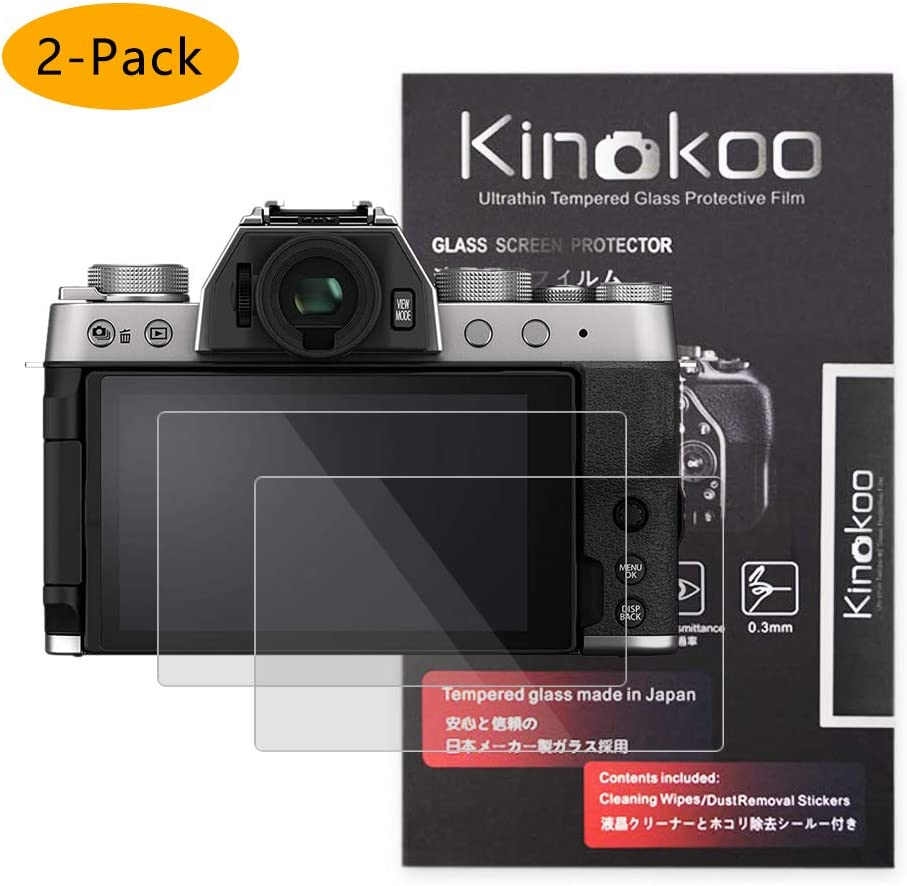 Kinokoo Gehärtetes Glas Für Fujifilm X T200 Kamera