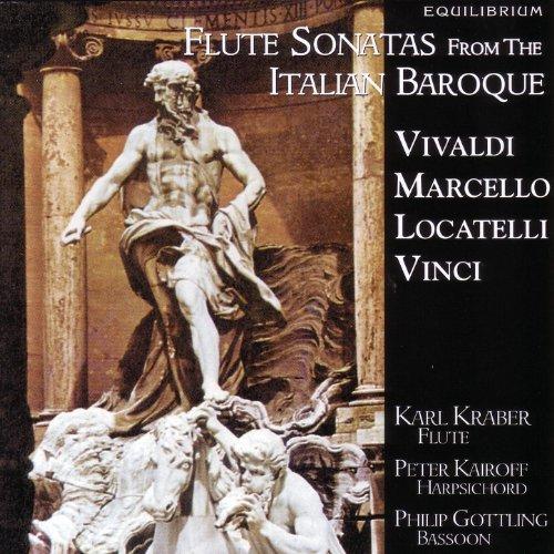 Flute Sonatas From The Italian Baroque ()