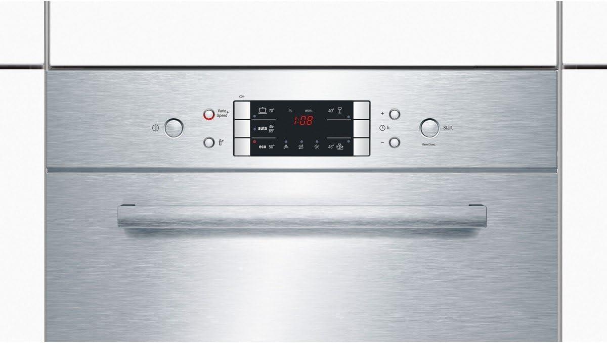 Bosch SCE52M65EU lavavajilla Bajo encimera 8 cubiertos A+ ...