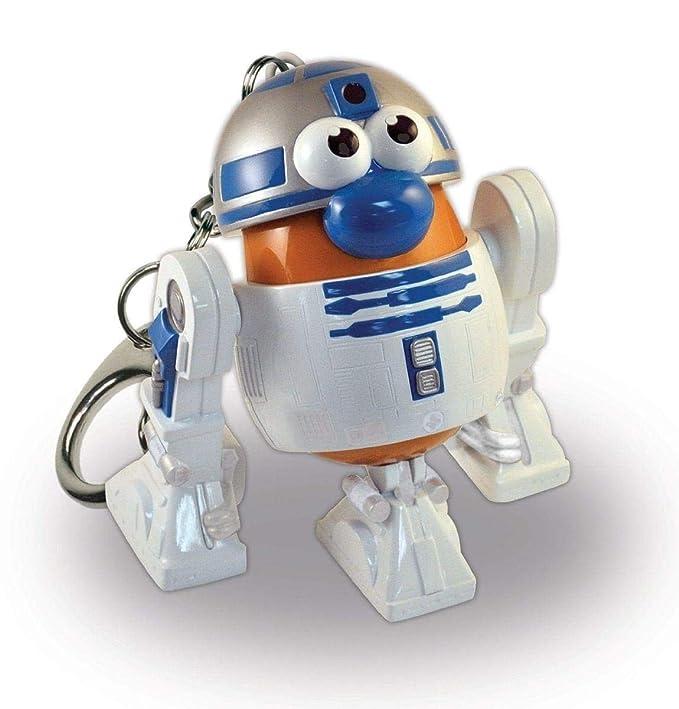 R2D2 Star Wars Mr. Potato Head Key Chain