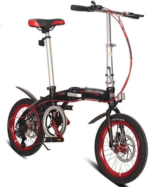 Plegable for bicicleta de montaña, variable Niño Niña velocidad ...