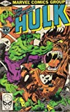 img - for The Incredible Hulk #247 (Jarella's World) book / textbook / text book