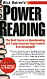 Power Reading : The Best, Fastest, Easiest, Most Effective Course on Speedreading and Comprehension Ever Developed!