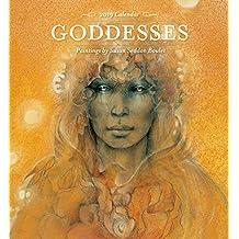 Goddesses - Susan Seddon Boulet 2019 Calendar