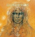 Goddesses: Susan Seddon Boulet 2019 Wall Calendar