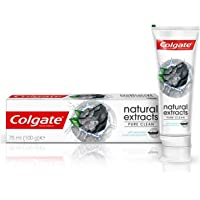 Colgate Natural Extracts Deep Clean with Activated Charcoal Toothpaste, 75ml