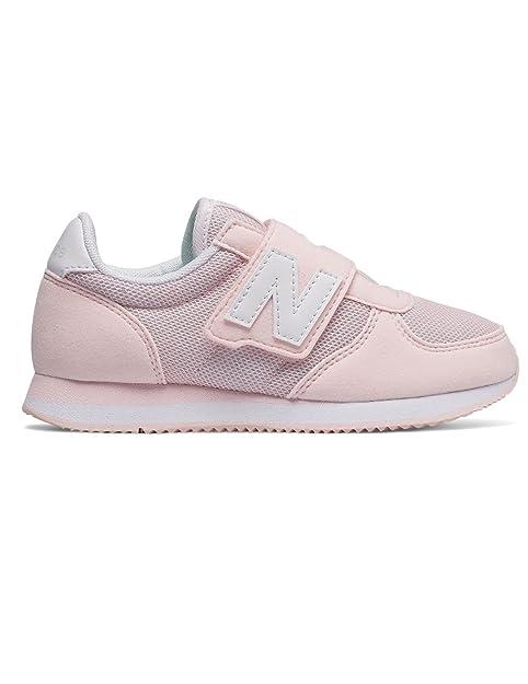 zapatillas new balance niña beigh