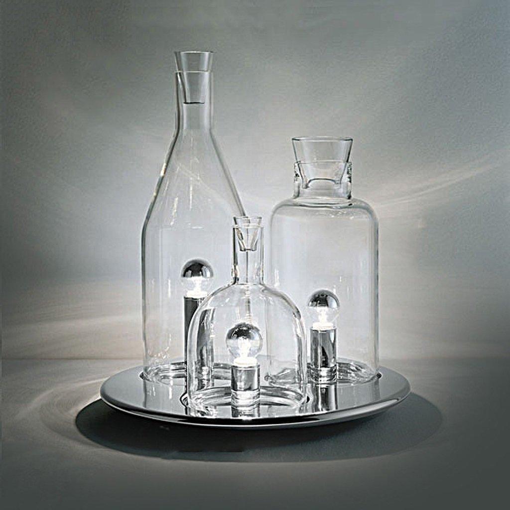 Hanlon Lámpara de Mesa Moderno Minimalista Nórdico Vino Dormitorio