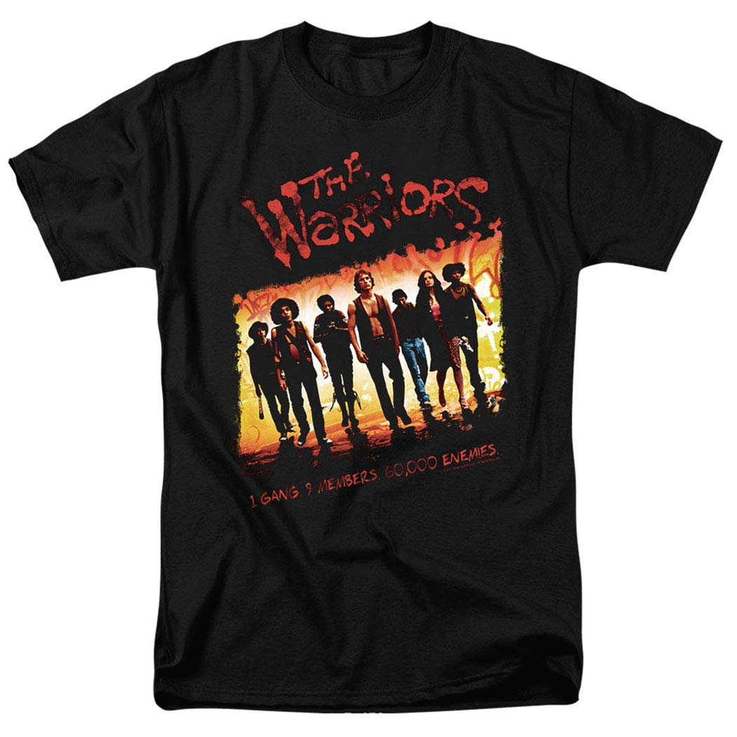The Warriors Come Out To Play Gang Movie T Shirt