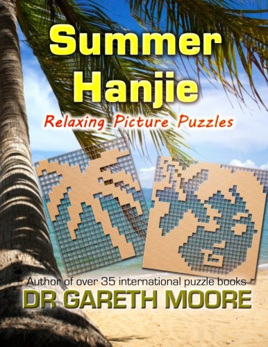 Read Online Summer Hanjie: Relaxing Picture Puzzles pdf
