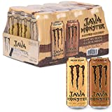 Monster Java Variety Pack Energy Drink, 15 Oz Cans, 12 Count, 180 fl. Oz.