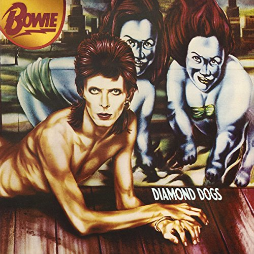 David Bowie - Diamond Dogs (2016 Remastered Version)(Vinyl) - Zortam Music