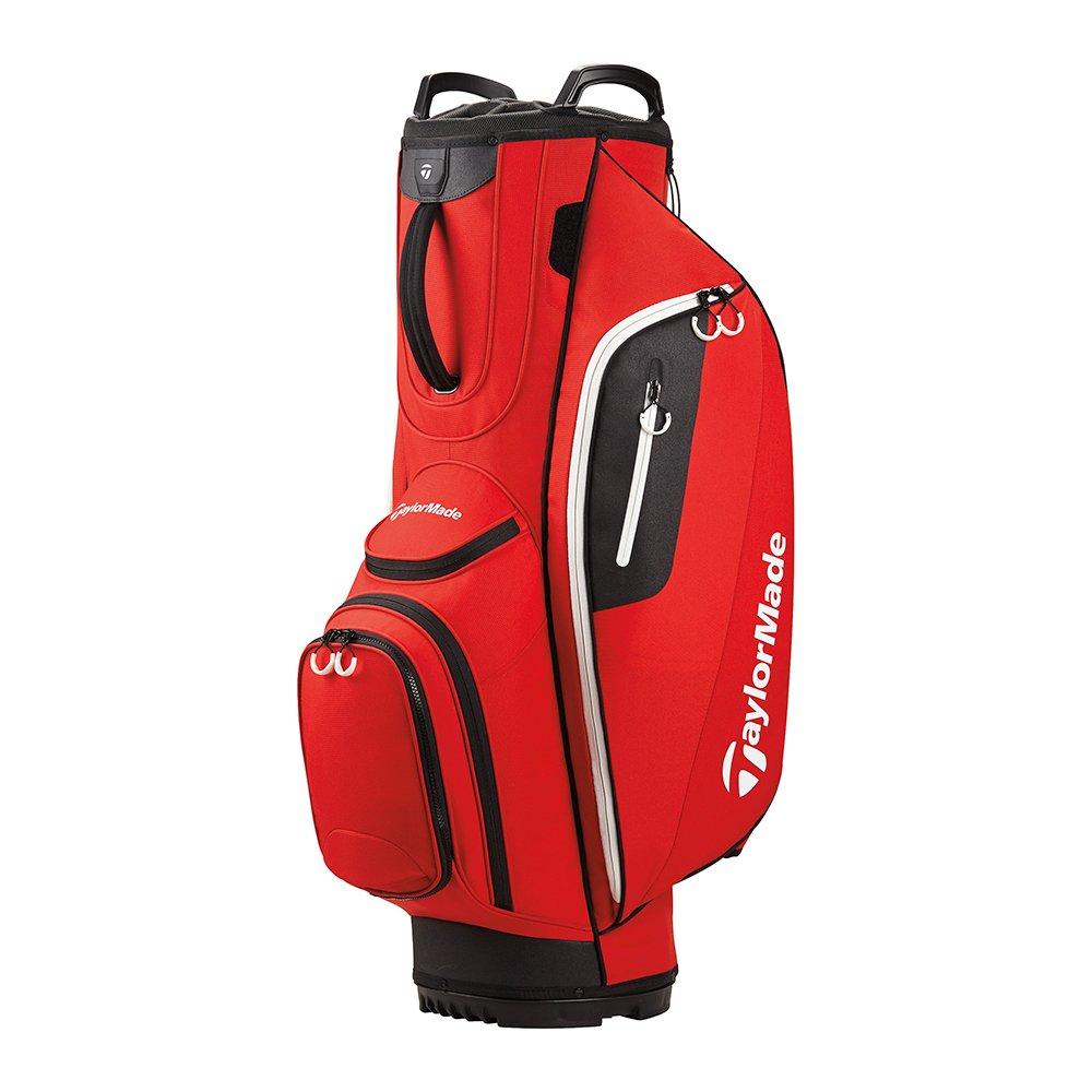 TaylorMade Cart Lite Golf Bag Red