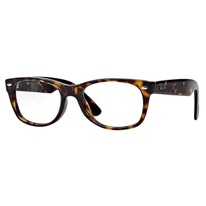 Ray-Ban RAYBAN 5184, Monturas de Gafas Unisex-Adulto, Dark Havana,