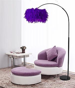 Entzuckend AWSDR® Stehleuchten Led Einfache Feder Dekoration Lichter Schlafzimmer  Wohnzimmer Moderne Büro Studie Lampe Home Improvement