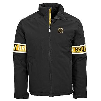 low priced 49086 b5841 NFL Men's Tundra Team Text Jacket, Jackets - Amazon Canada