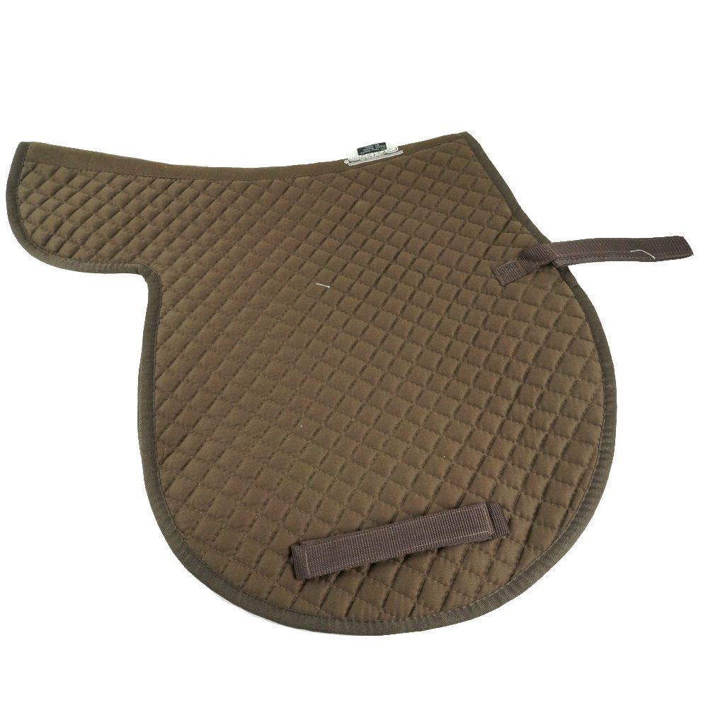 Full Pink Roma Cotton Quilted Saddle Pad Full Size Several Colors