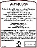 NV Los Pinos Ranch Vineyards Besitos de Chocolate