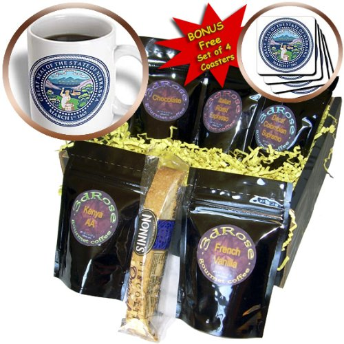 Sandy Mertens Nebraska - State Seal of Nebraska (PD-US) - Coffee Gift Baskets - Coffee Gift Basket (cgb_55273_1)