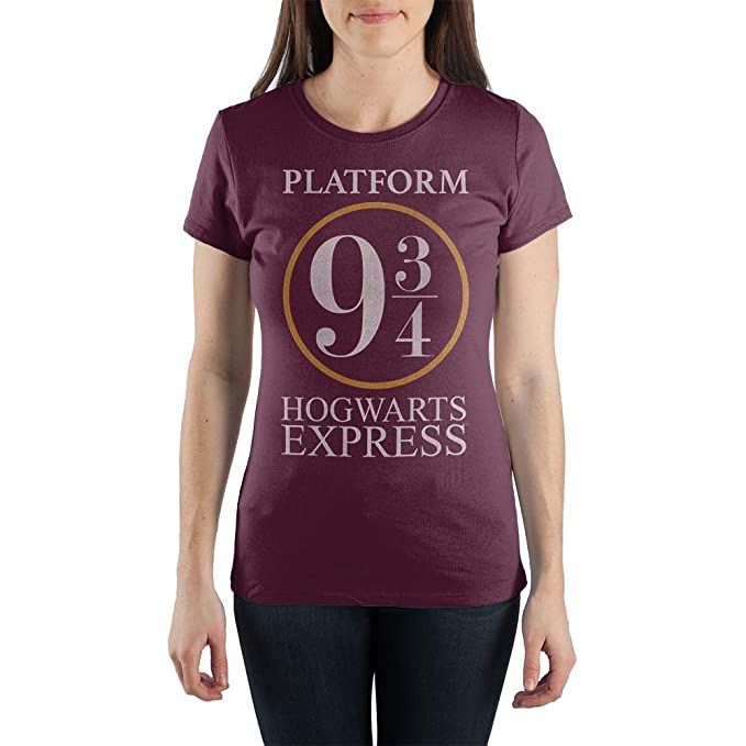 Amazon.com: Harry Potter plataforma nueve y three-quarters 9 ...