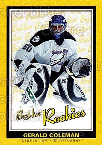 (CI) Gerald Coleman Hockey Card 2005-06 Beehive (base) 160 Gerald Coleman