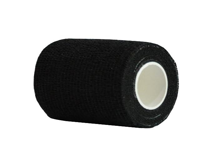 Risscly Blanco 5cm venda cohesiva autoadhesivas cinta venda adhesiva cinta adhesiva deportiva deportivas 12 rollos