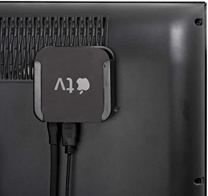 TotalMount - Soporte para Apple TV (compatible con televisores de segunda y tercera generación): Amazon.es: Electrónica