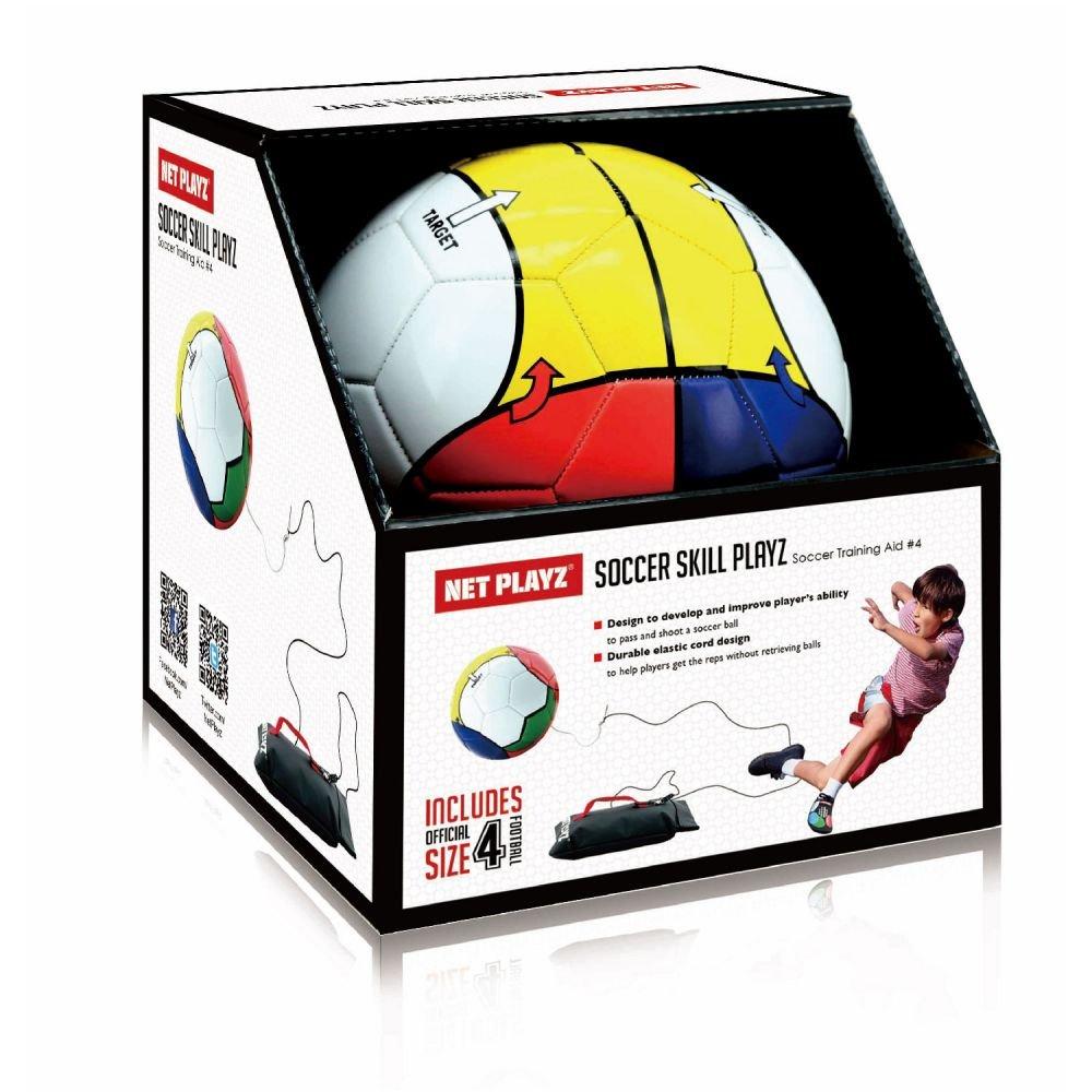 NetPlayz Solo Balas Trainer – Disparos Trainer – Balón de fútbol ...