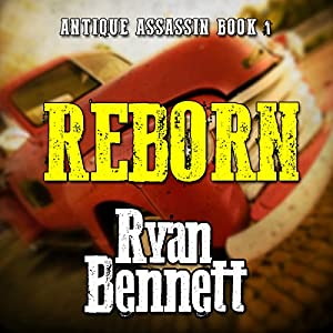 Antique Assassin: Reborn, Book 1 Audiobook