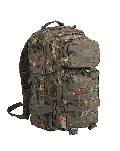 8e62a1163d Amazon.com   Mil-Tec Military Army Patrol Molle Assault Pack ...