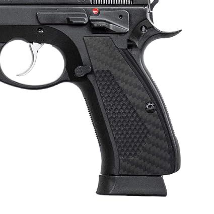 Amazon com : Coolhand 3K Carbon Fiber Gun Grips for CZ 75