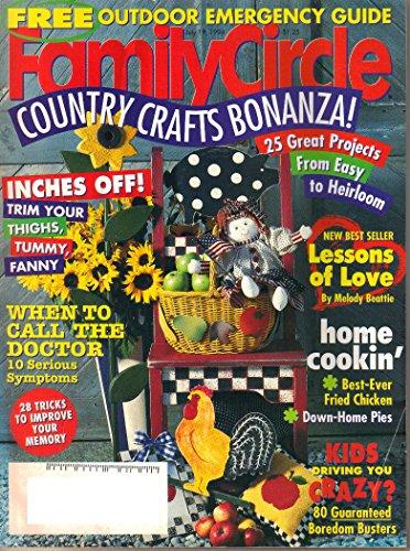- Family Circle Magazine, Vol. 107, No. 10 (July 19, 1994)