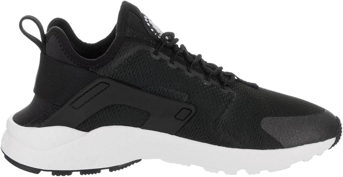 Nike Air Huarache Run Ultra Women Schuhe Black-Black-Black-White - 43: Amazon.es: Zapatos y complementos
