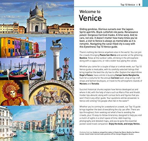 Dk Eyewitness Top  Travel Guide Venice