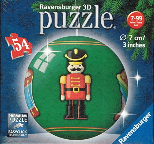 Ravensburger 3D 54-pc Holiday Ball Puzzle: Soldier