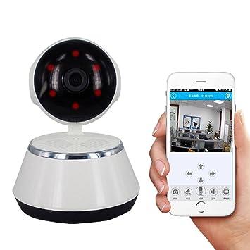 Interior y Exterior para casa vigilancia IP cámara de vídeo, 1280 x 720 píxeles,