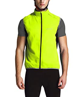Amazon.com   Tofern Unisex Windproof Lightweight Reflective Safety ... c77fc3e0b