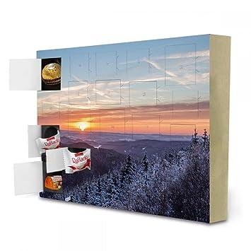 Living At Home Adventskalender collani ferrero harzer winter landscape by patrice advent calendar