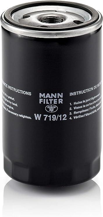 One New Mann-Filter Engine Oil Filter W719//12 070115561 for Volkswagen VW
