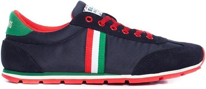 Zapatillas El Ganso Running Marino 45 Marino: Amazon.es: Zapatos y ...
