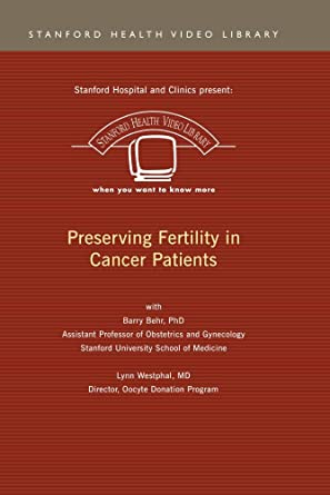 Preserving Fertility in Cancer Patients: Amazon co uk: DVD & Blu-ray
