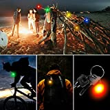 Pawaboo Dog Collar LED Light, [5 PACK] Weather