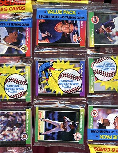 1989 Fleer Baseball Rack - 8