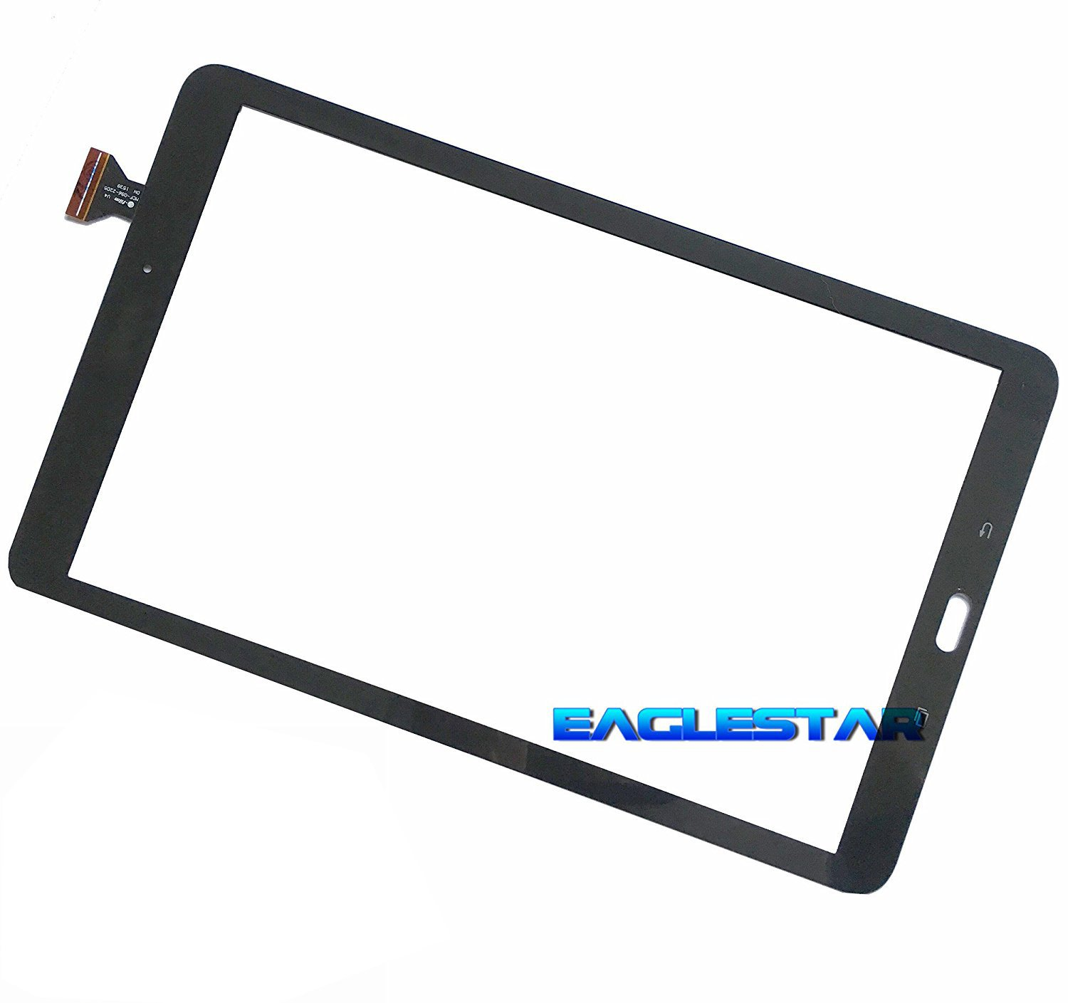 Eaglestar Grey T560 Front Panel Touch Screen Digitizer Replacement for Samsung Galaxy Tab E 9.6 SM T560 T560 With Pre-installed Tape on
