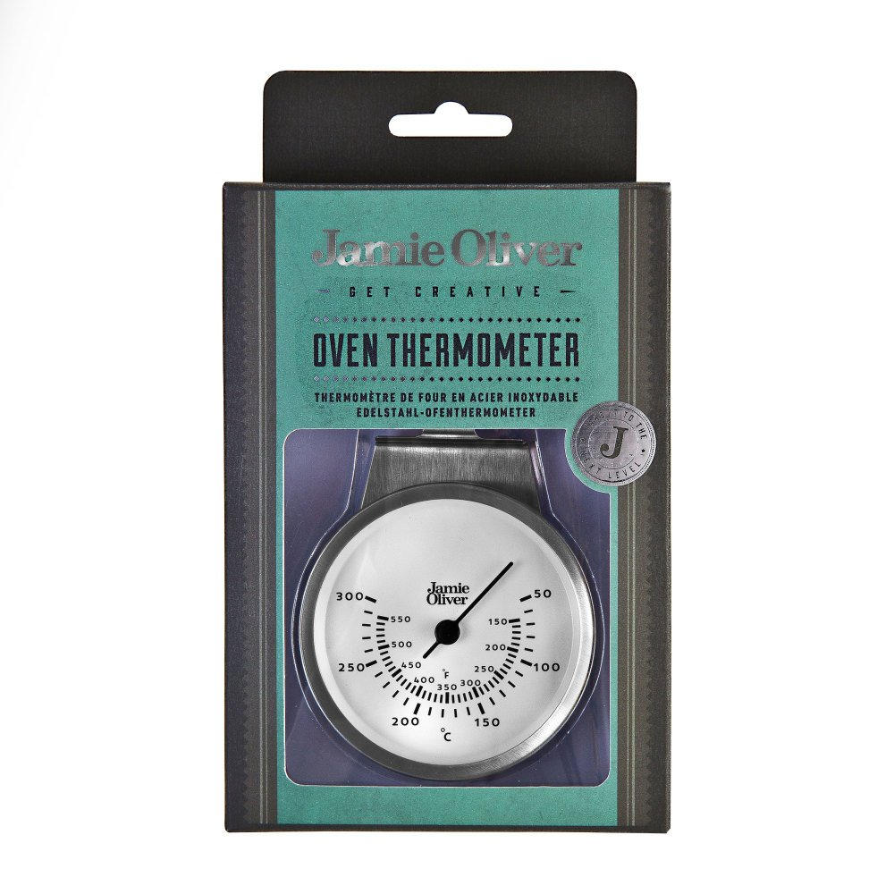 Amazon.com: Jamie Oliver Magnetic Kitchen Timer with Manual Wind Up ...